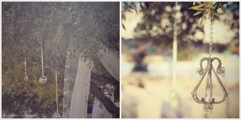 Une jolie cérémonie de mariage sous les oliviers présentée par La Mariée Sous Les Etoiles