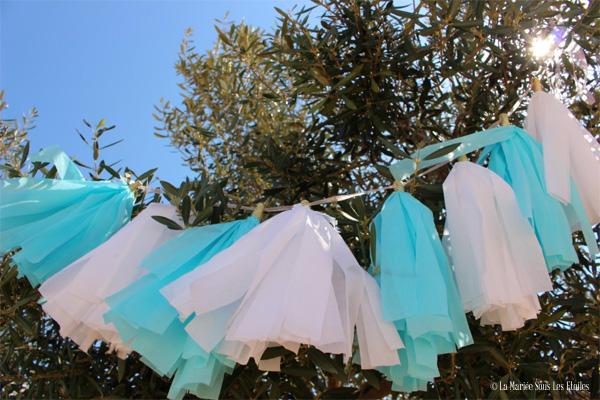 {DIY} Réaliser une guirlande de tassels | Tuto Décoration Mariage présentée par La Mariée Sous Les Etoiles