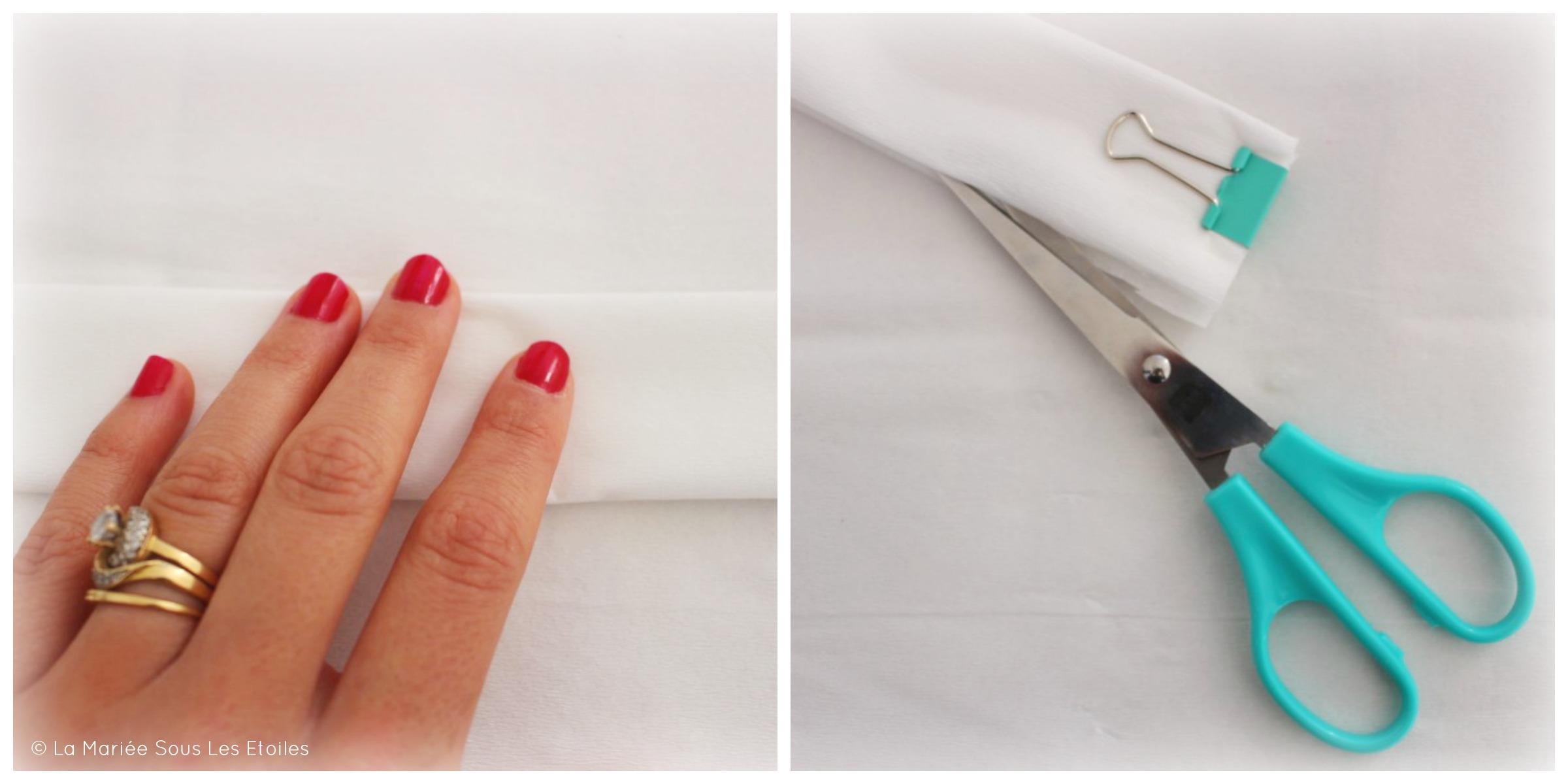 {DIY} Réaliser une guirlande de tassels | Etape 2| Tuto Décoration Mariage présenté par La Mariée Sous Les Etoiles