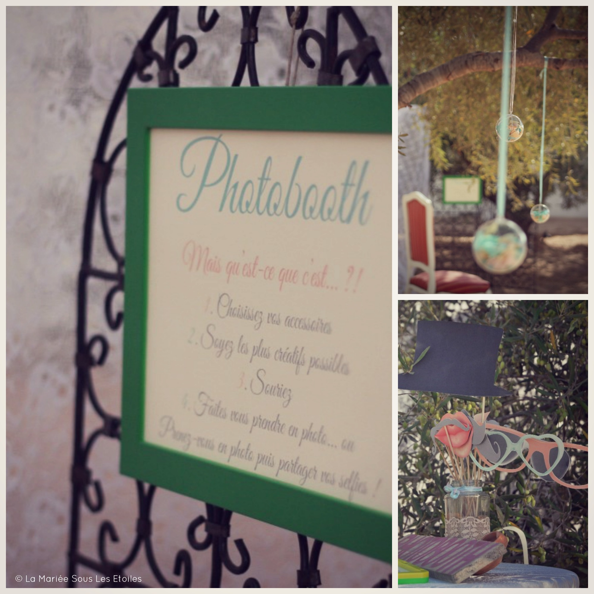 Sélection tendance d'animations mariage | Photobooth Mariage présenté par La Mariée Sous Les Etoiles