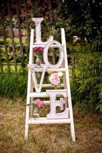 Inspirations mariage shabby chic | © Frances Taylor