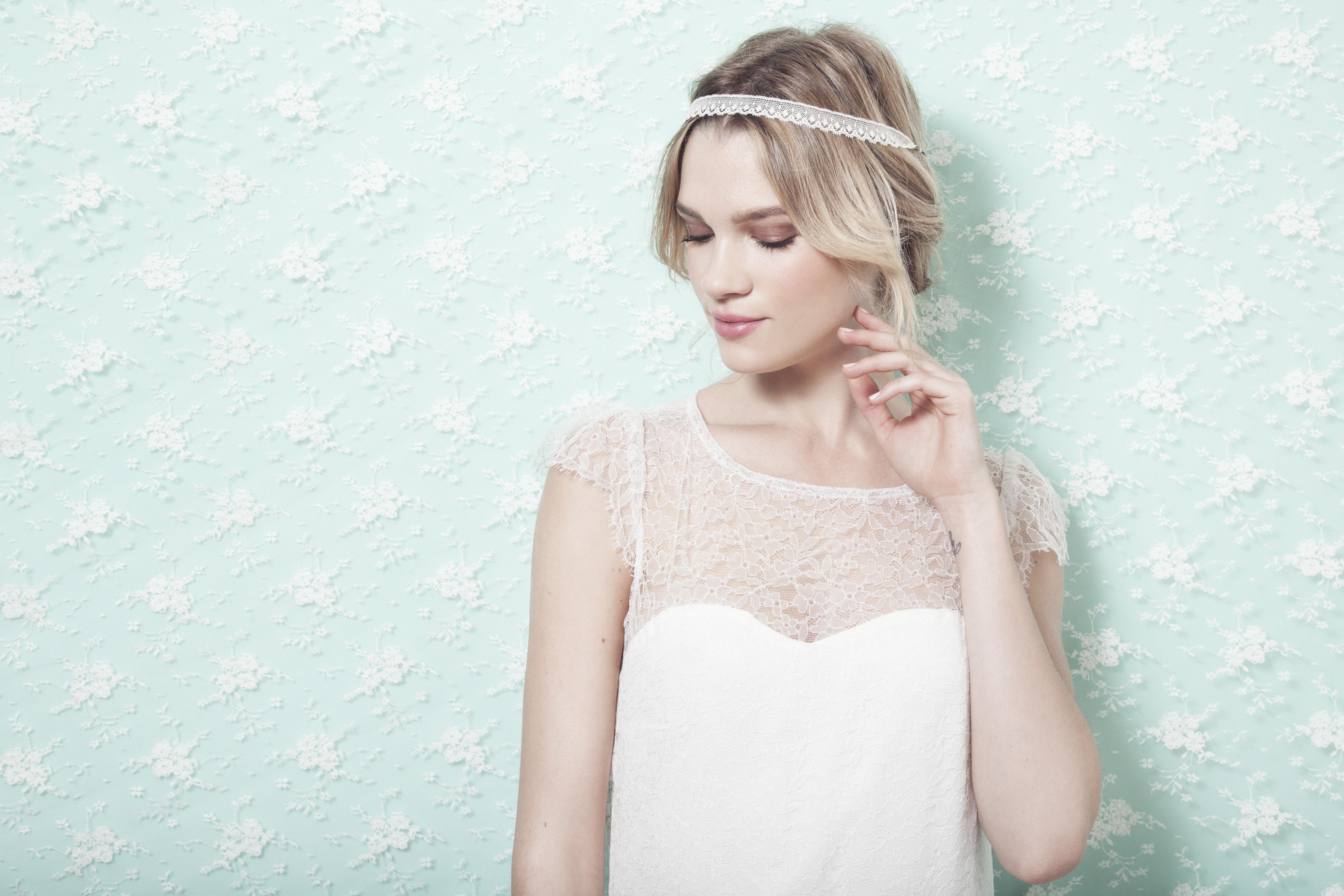 Collection Mademoiselle | Bijoux poétiques Les Dissonances | Headband Grace