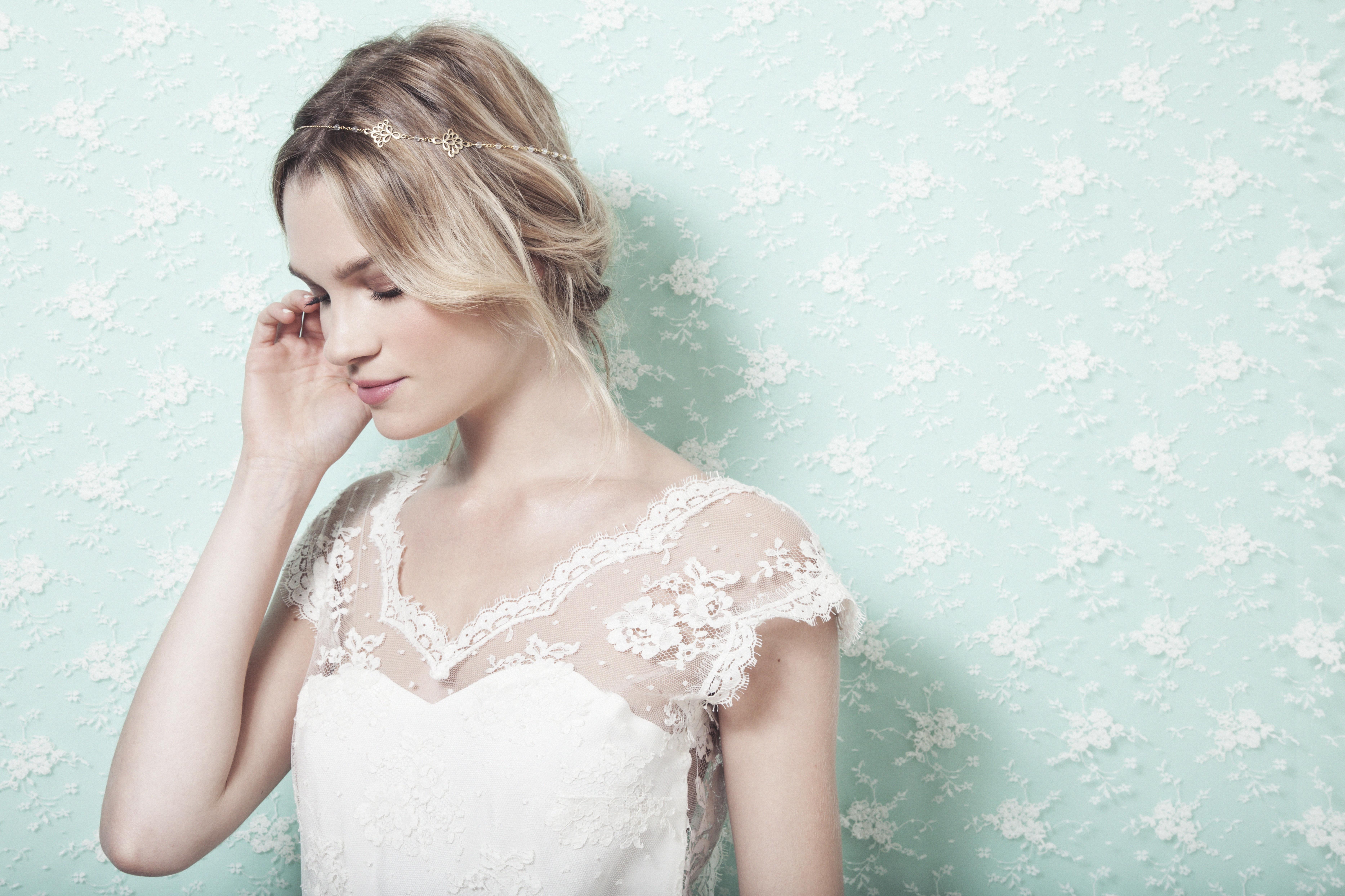 Collection Mademoiselle | Bijoux poétiques Les Dissonances | Headband Grimm