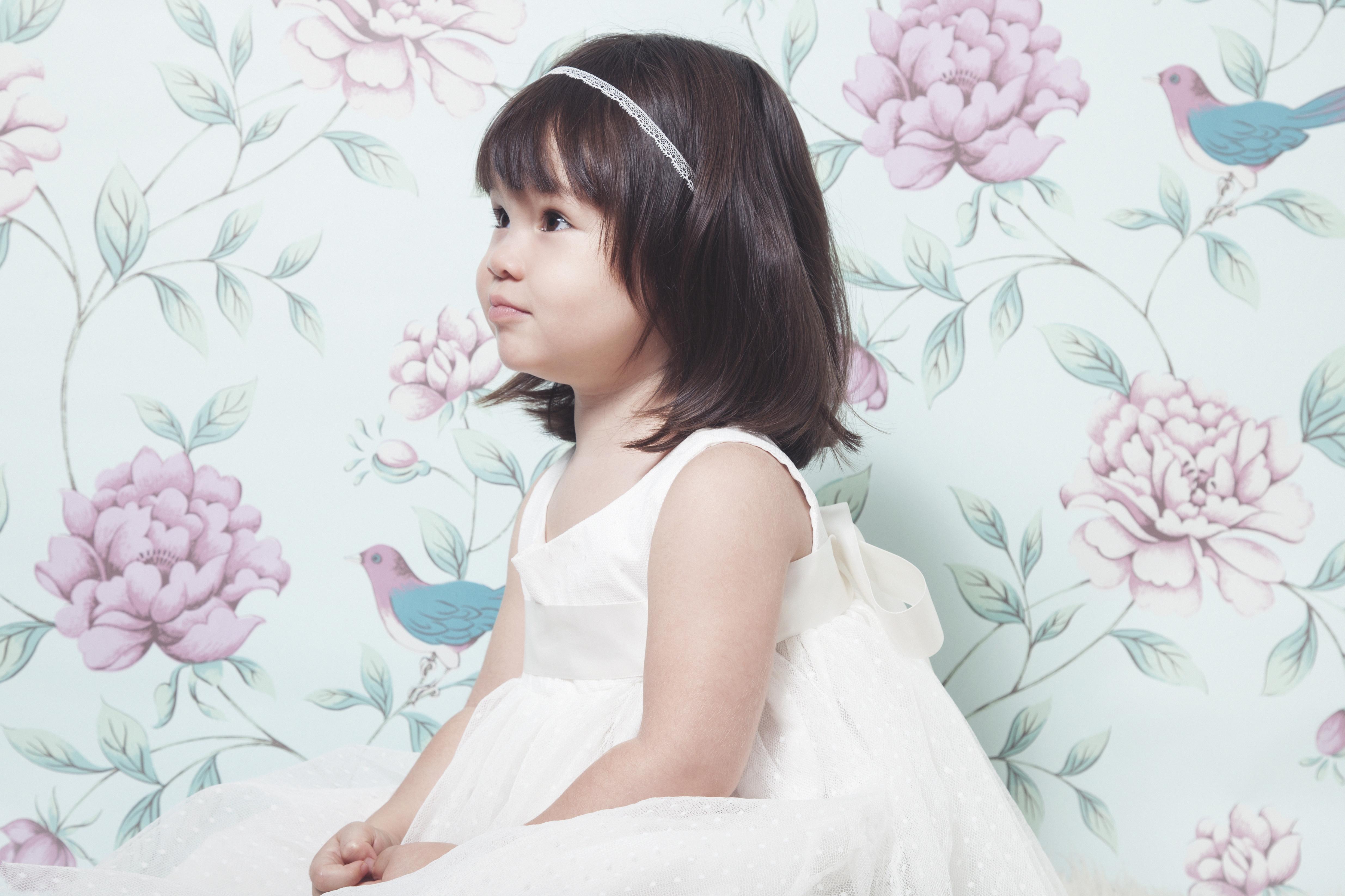 Collection Mini Mademoiselle | Bijoux poétiques Les Dissonances | Headband Lilly