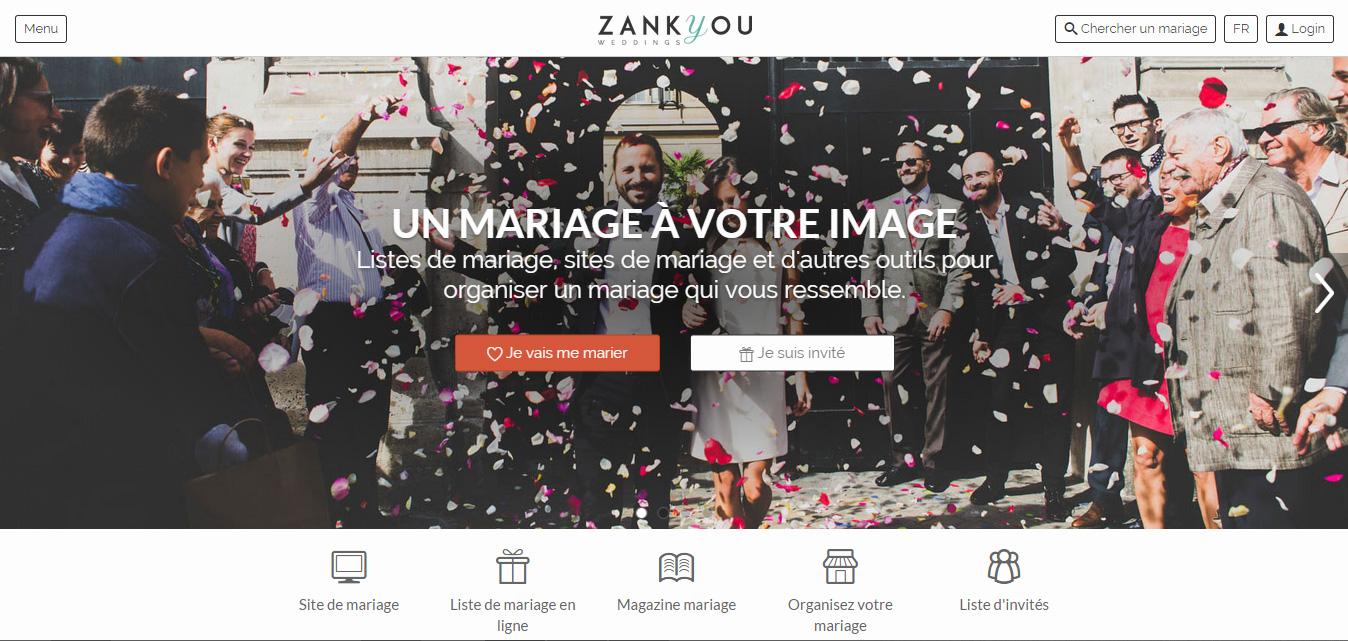 Zankyou {The Wedding Magazine} | La Mariée Sous Les Etoiles