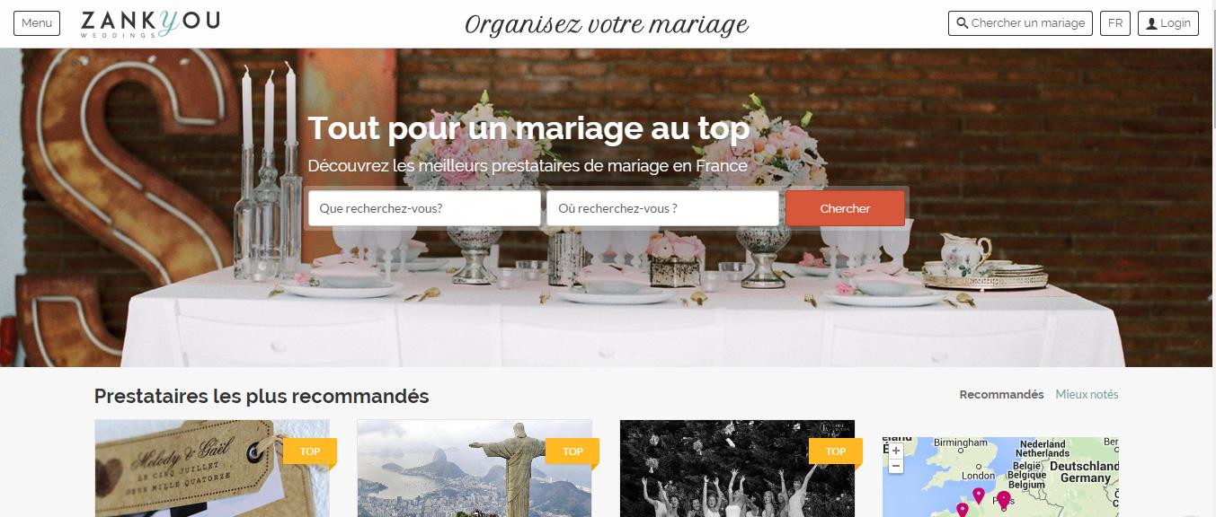 Zankyou {The Wedding Magazine} |Annuaire de prestataires mariage | La Mariée Sous Les Etoiles