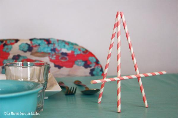 {DIY} Créer un chevalet centre de table pour un mariage | Atelier Do It Yourself | Chevalet de Table| La Mariée Sous Les Etoiles