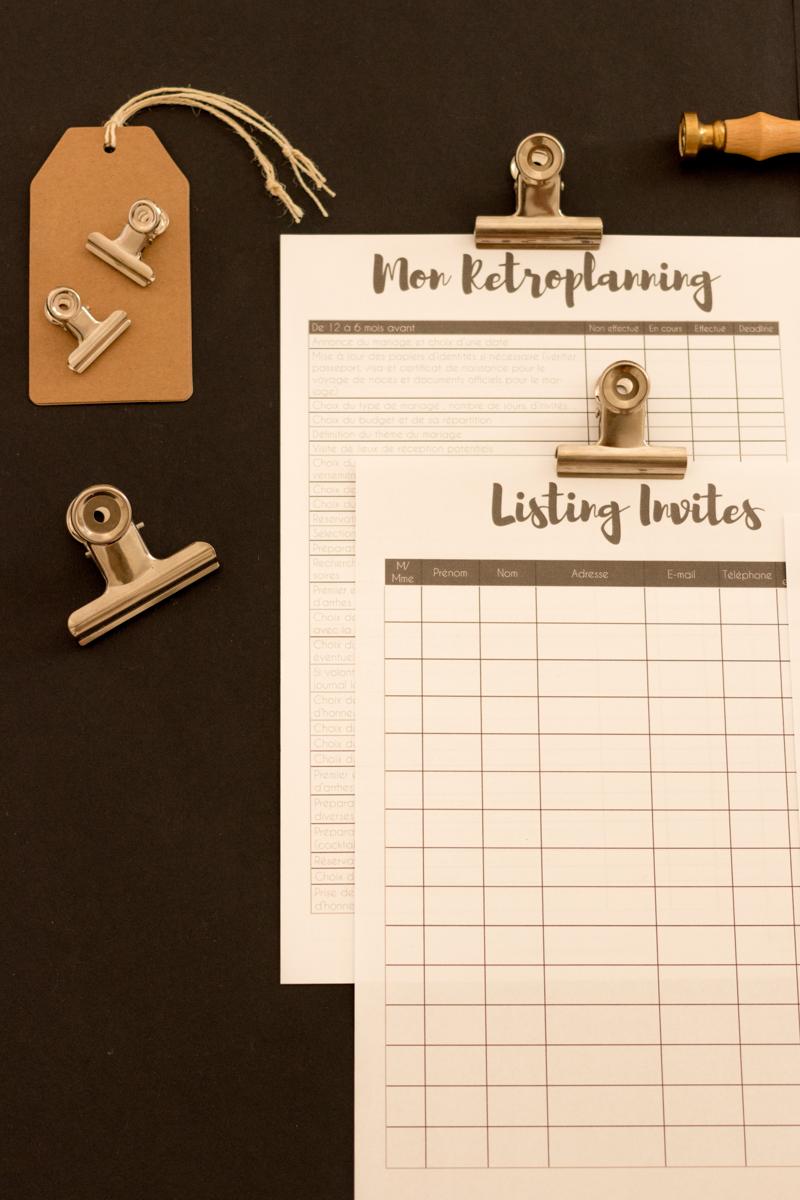 Ma Wed'Box en cadeau_Des outils indispensables pour préparer son mariage _La Mariée Sous Les Etoiles_