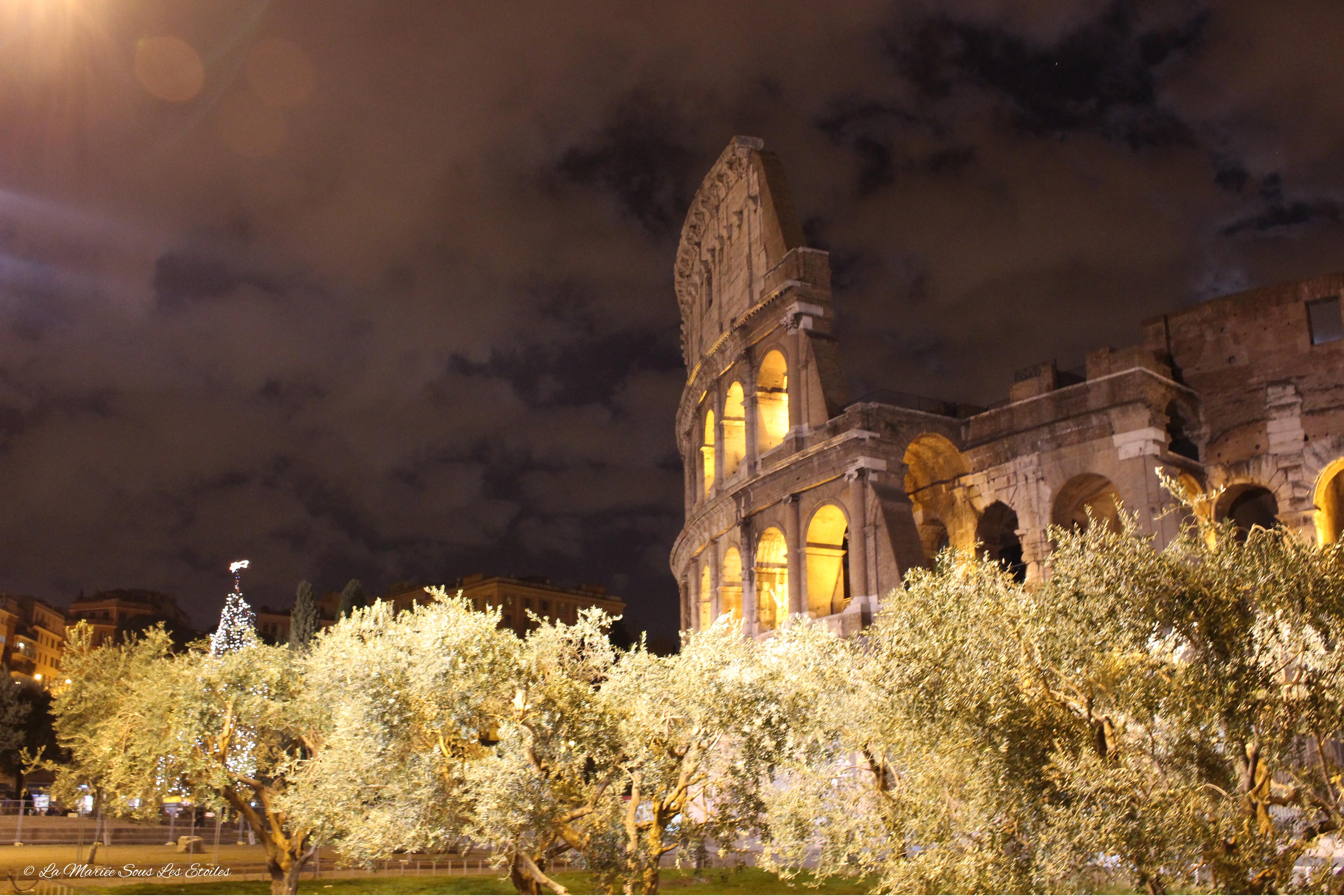 Colysée | Voyage en amoureux - Rome, la cité éternelle