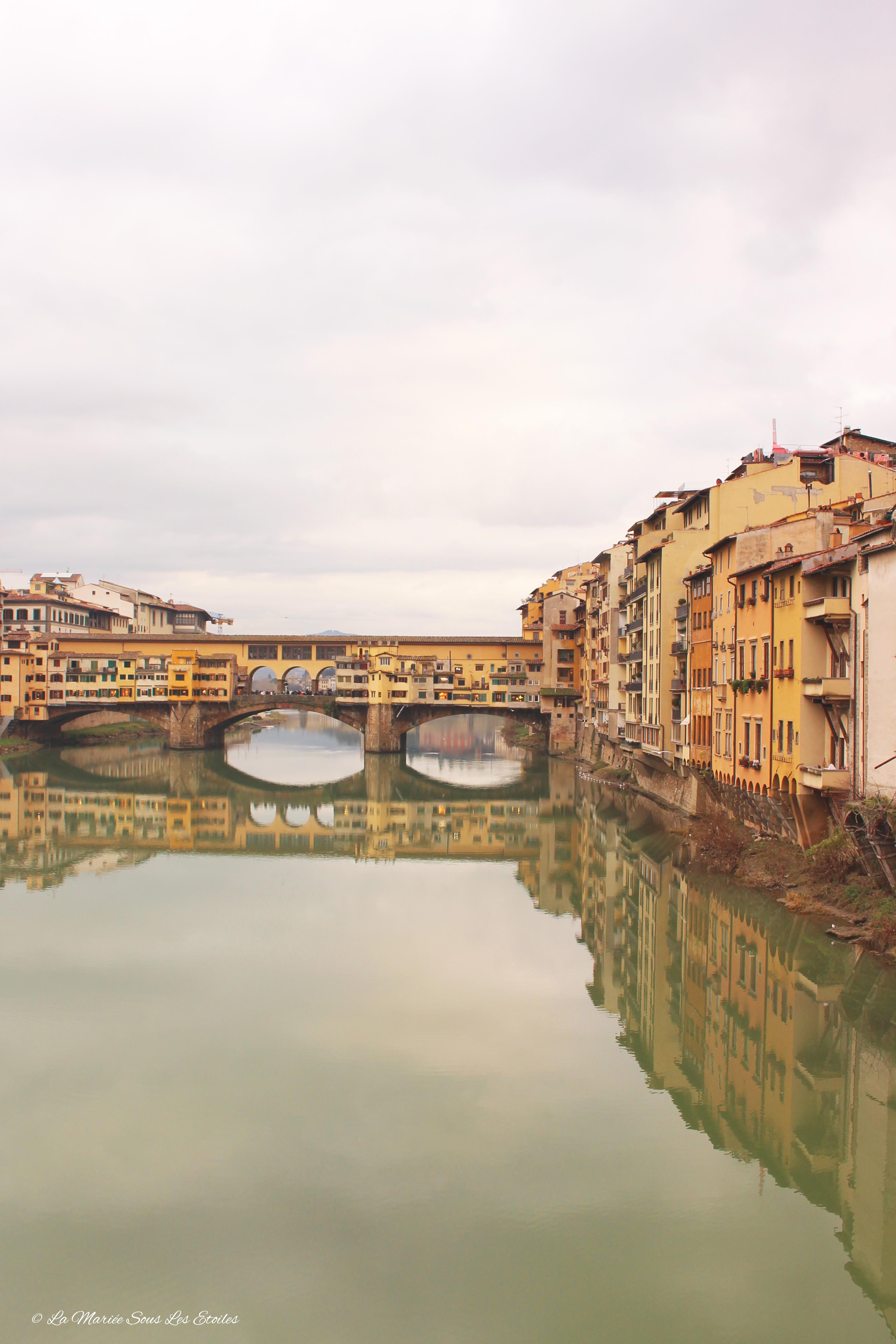 Ponte Vecchio, Firenze | Voyage en amoureux - Florence