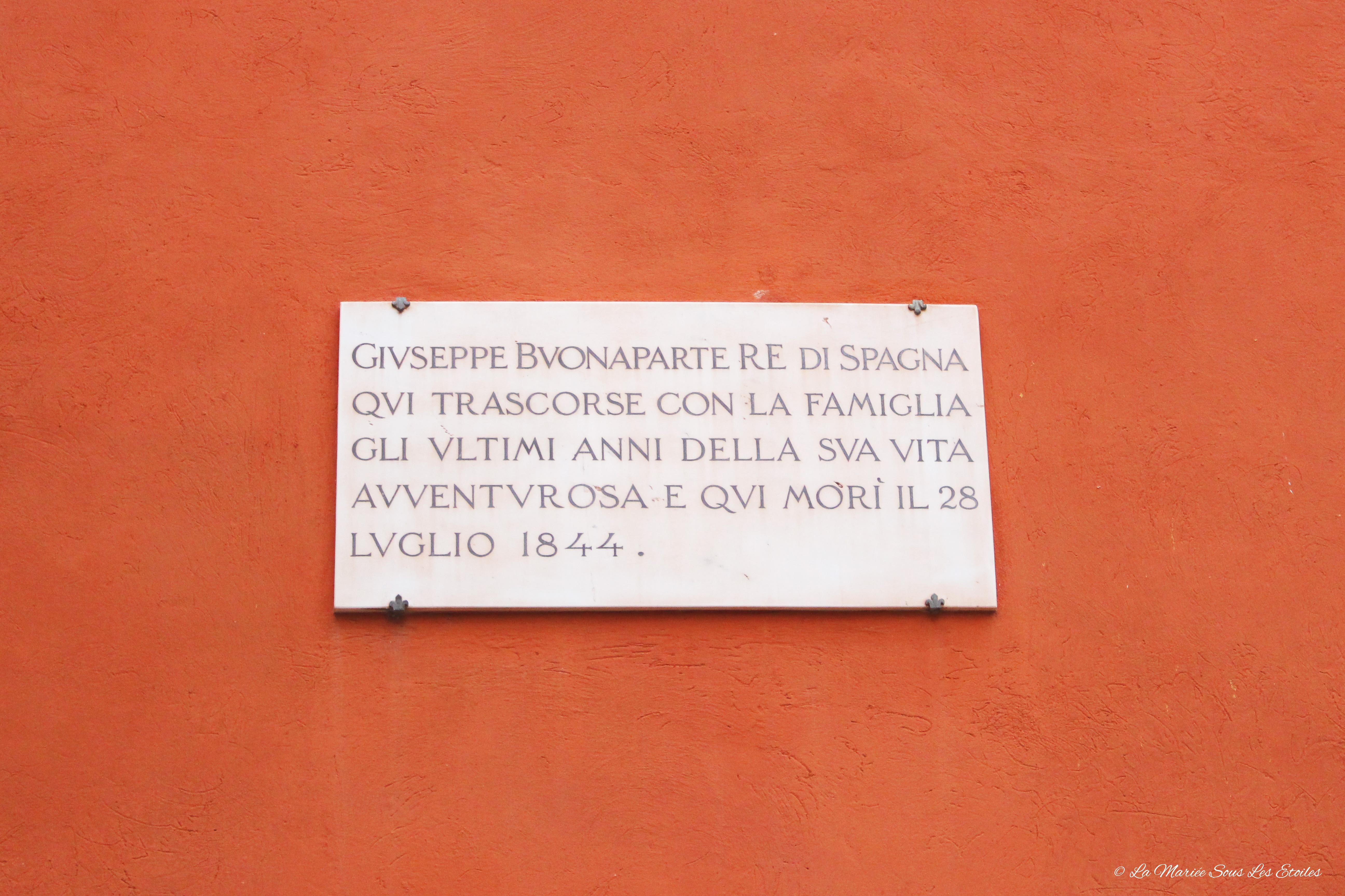 Bonaparte à Firenze | Voyage en amoureux - Florence