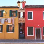 Jolies maisons colorées de Burano | Voyage en amoureux - Venise, Italie
