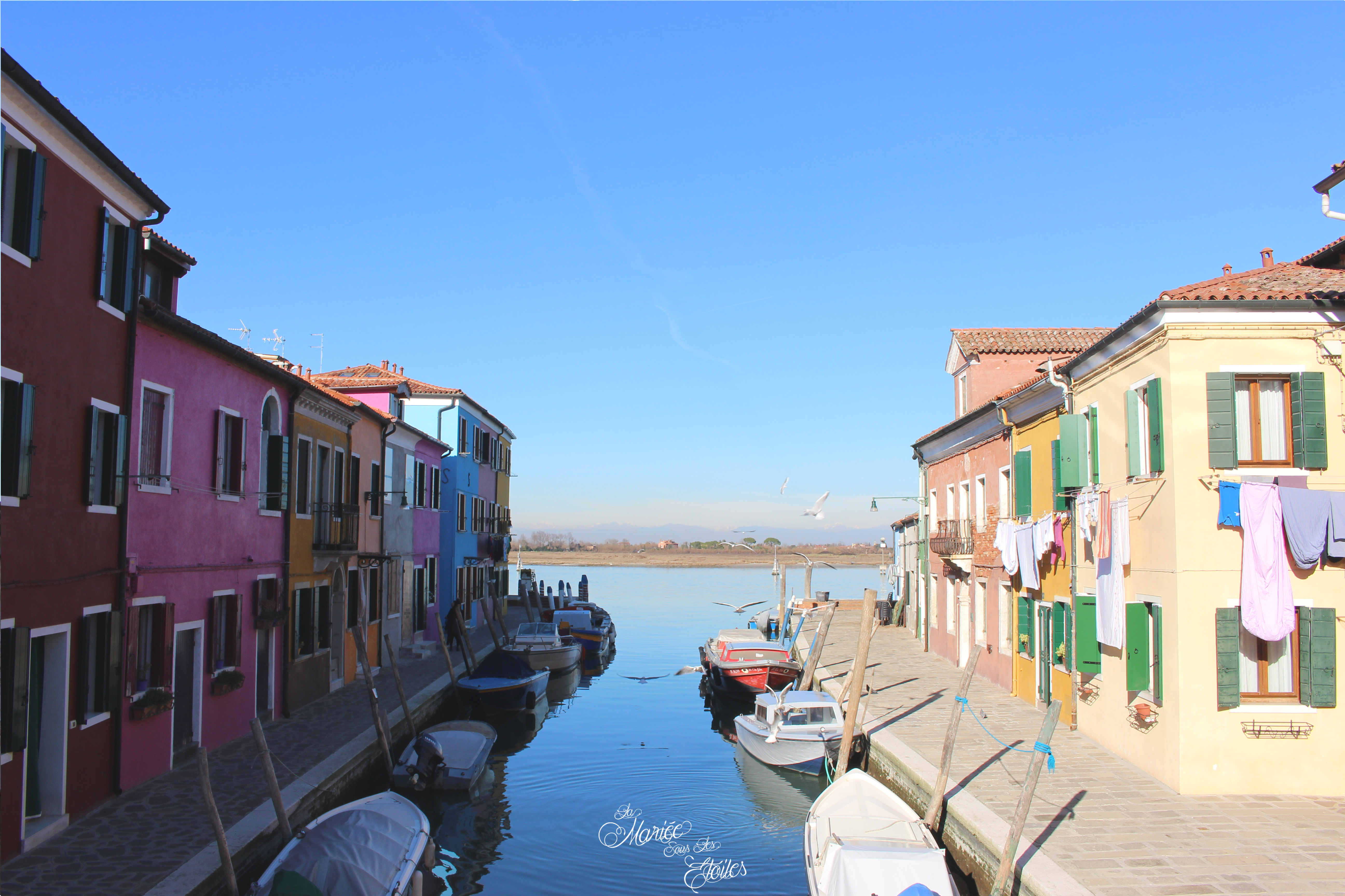 Couleurs de Burano | Voyage en amoureux - Venise, Italie
