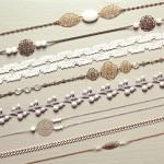 Collection Pemberley White 2015   Headbands bijoux de tête