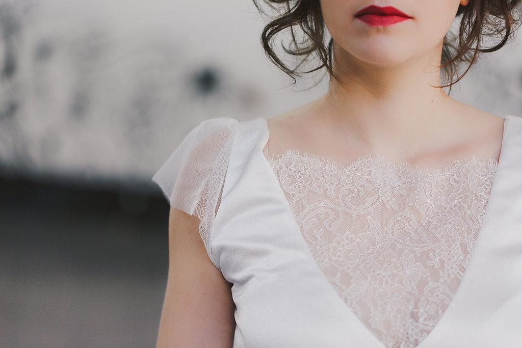Modèle ATACAMA-BOLIVIA, Collection robes de mariée Atelier 2B © Studiohuit