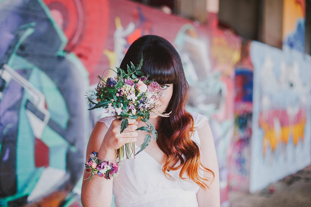Modèle Naïade, Collection robes de mariée Atelier 2B © Studiohuit