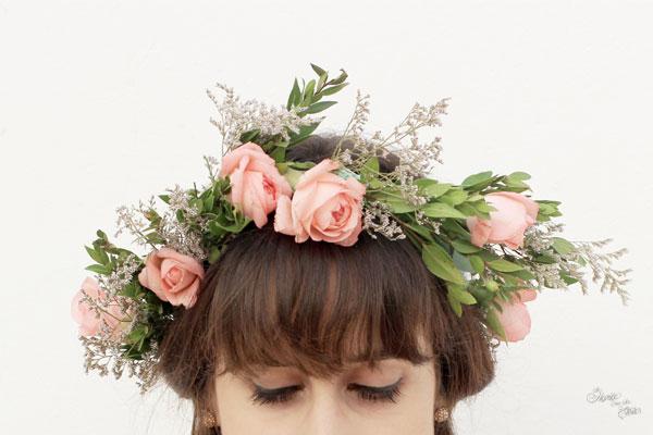 DiY-Couronne-de-fleurs-mariage | Blog Mariage & DIY | @La Mariée Sous Les Etoiles