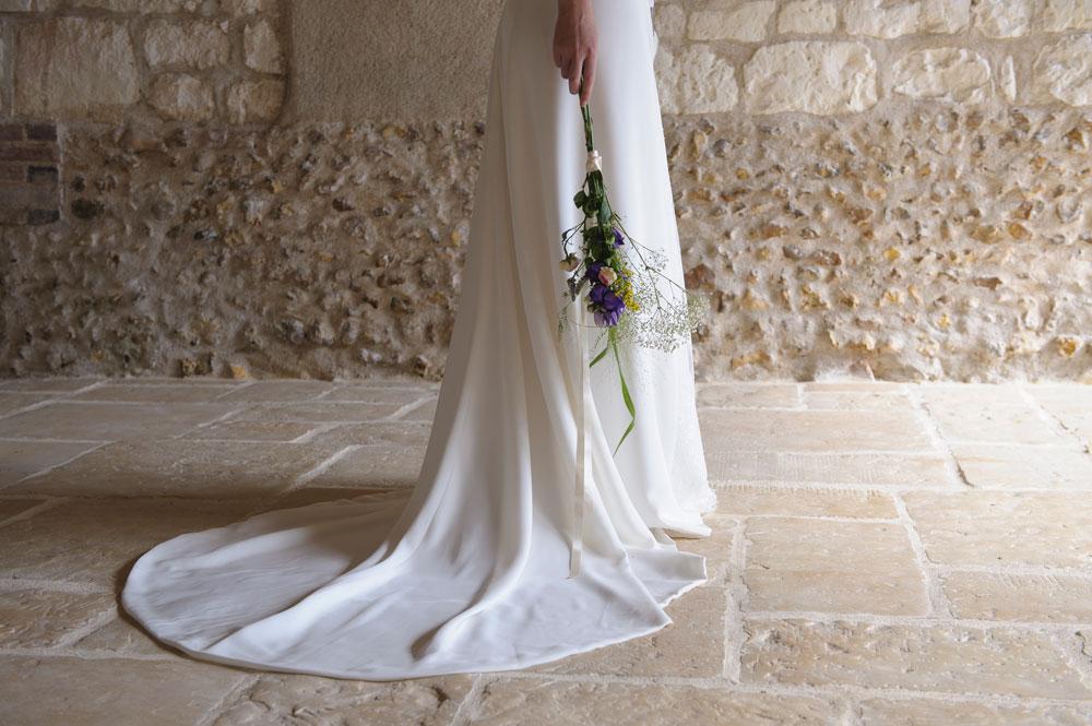 Salomé Gautard Nouvelle Collection 2016 | Modèle Alice | Robes de mariée sur-mesure,