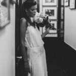 Sophie Sarfati, Collection 2016, Noir et Blanc, Robe Philosophy © Lifestories : Yann Audic