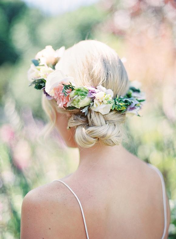 Ma-selection-pour-un-joli-chignon-mariage | chignon mariage bas © Élan Klein | Blog mariage La Mariée Sous Les Etoiles