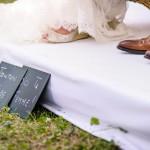 Clara ♥ Grégory – Un délicat mariage provençal © Johanna Marjoux   La Mariée Sous Les Etoiles
