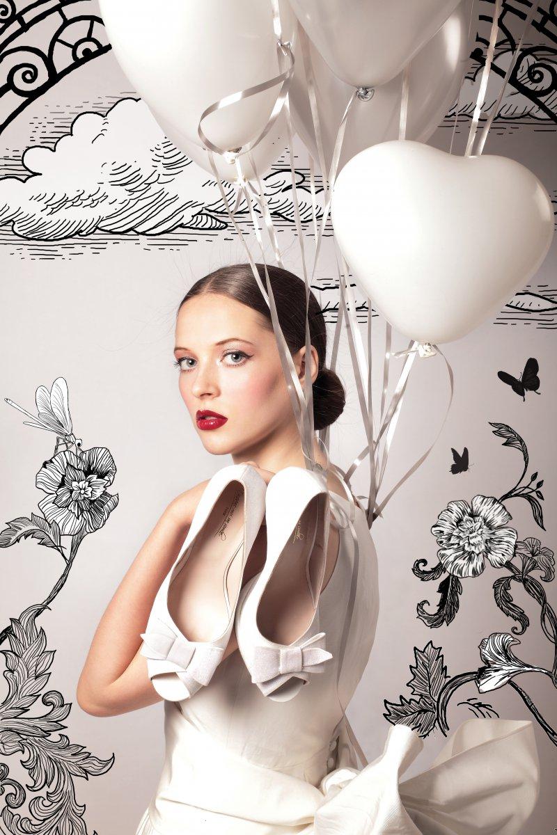 Dessine-moi un soulier - collection 2016- modèle orphee - Photo Ludovic Diacurachi | Blog Mariage La Mariée Sous Les Etoiles
