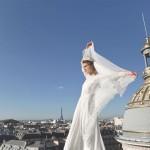 Frida, la robe de mariée signée Elise Hameau exclusivité du Printemps | Photo Céline Marks | Maria Luisa Mariage Printemps_4