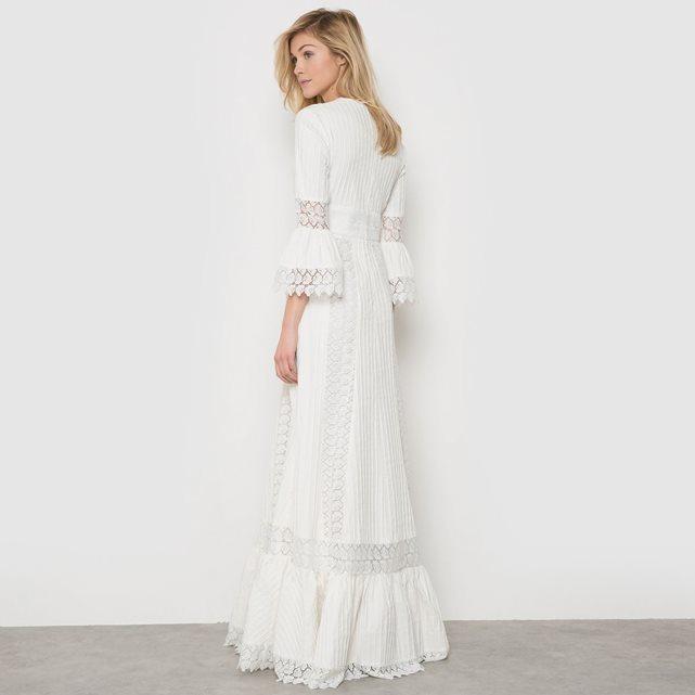 Robe de mariée Delphine Manivet x La Redoute Madame | Blog mariage La Mariée Sous Les Etoiles