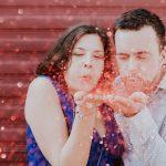 Shooting Love Session en mode Love Circus | Crédit Caroline Happy Pics | Blog mariage La Mariée Sous Les Etoiles