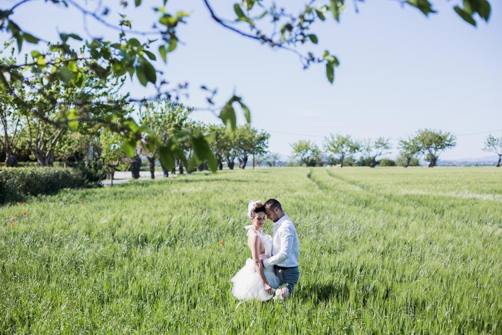 Inspiration mariage au Domaine des moures
