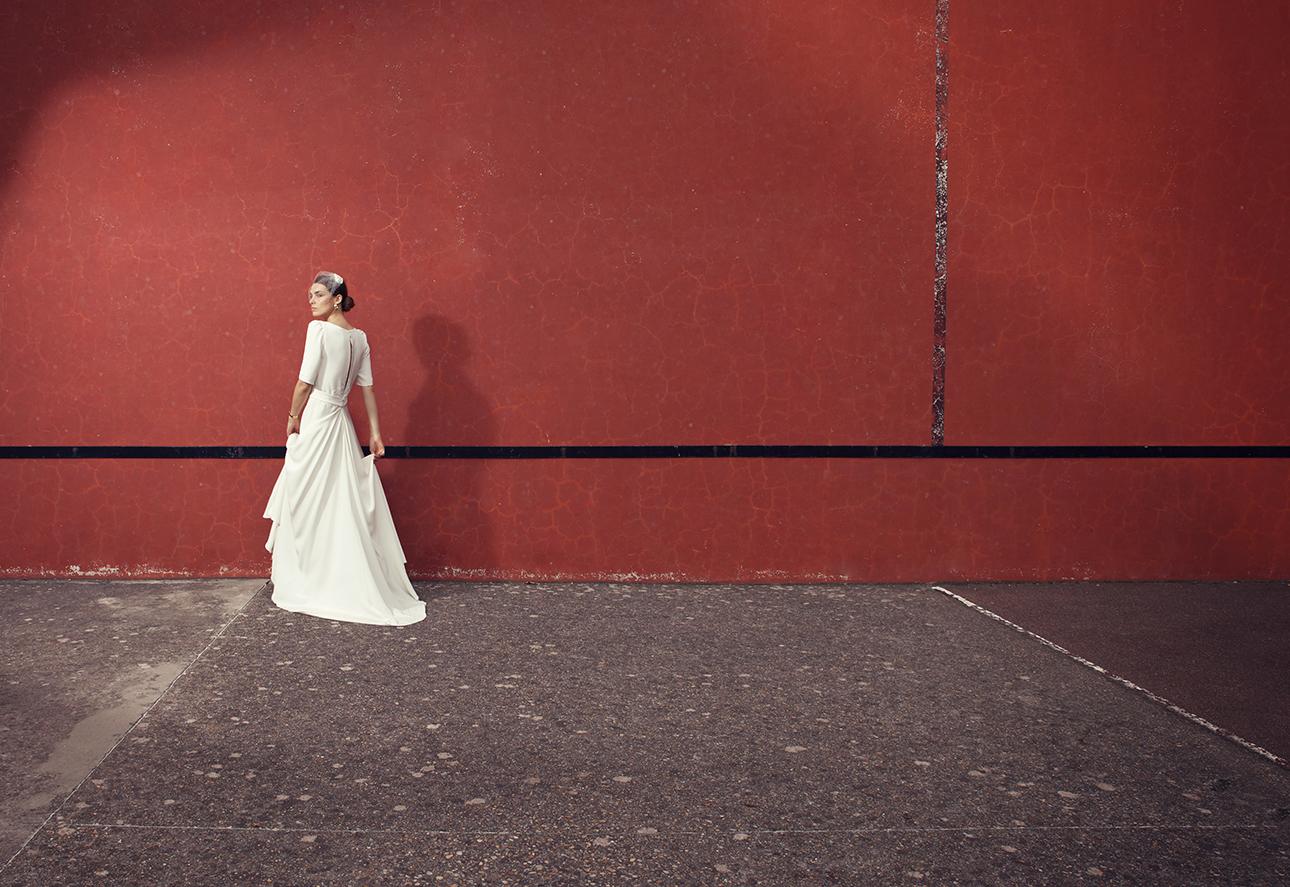 Les Mariées Collection 2017 signée Anne de Lafforest | Charlotte Studio | Blog mariage La Mariée Sous Les Etoiles
