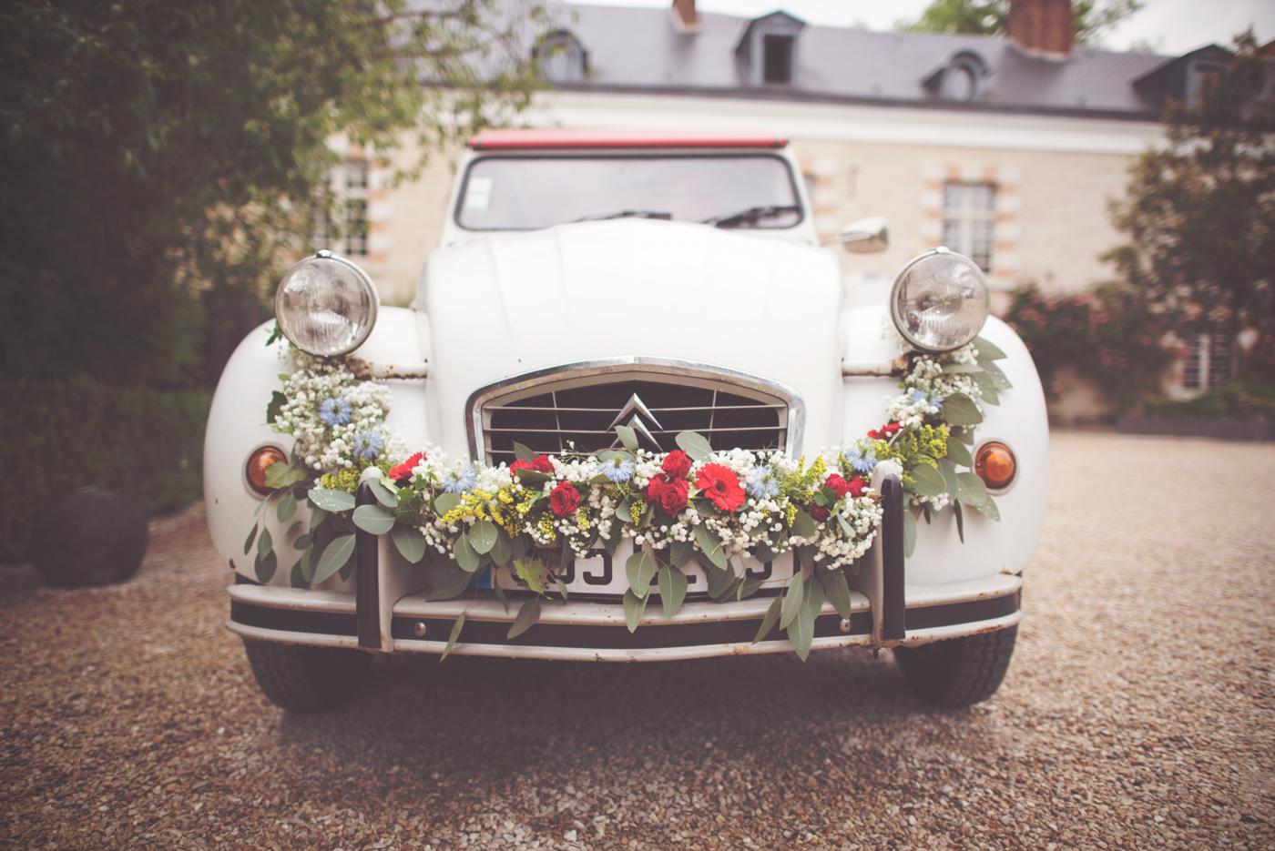 Chloé ♥ Benjamin • un mariage champêtre et élégant | Yoann Pallier | Blog La Mariée Sous Les Etoiles