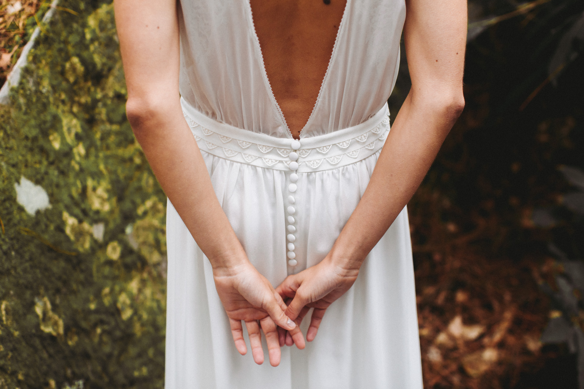 La nouvelle collection 2017 de robes de mariée Lorafolk | Laurence Revol | Blog mariage La Mariée Sous Les Etoiles