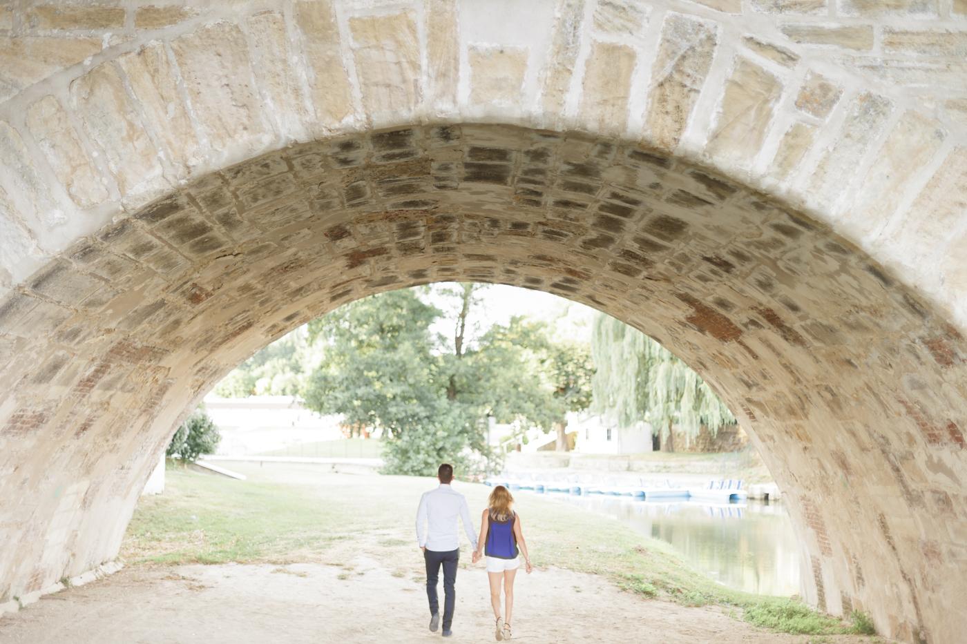 Love Session végétale sur les bords de l'Oise | Fabien Colin | Blog mariage La Mariée Sous Les Etoiles