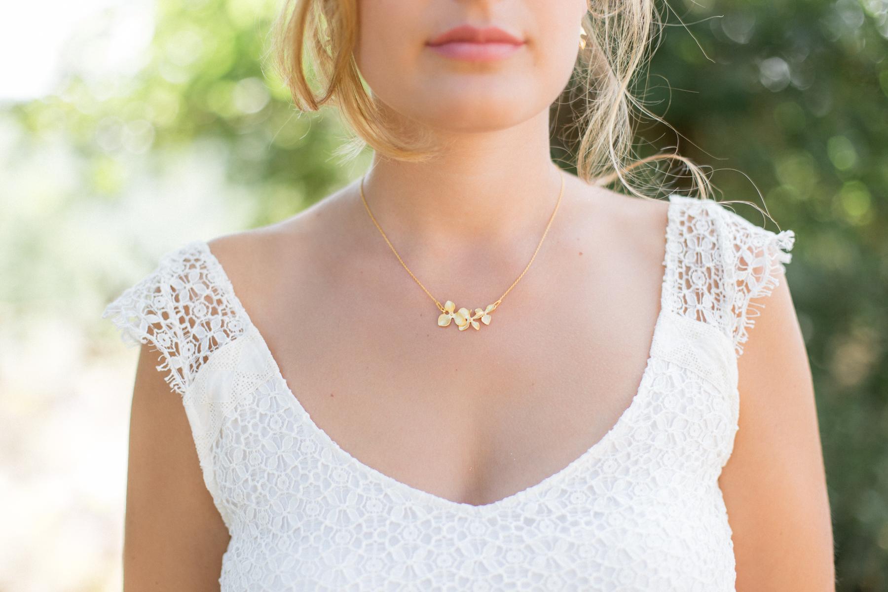 Sweet Romance - Nouvelle collection 2017 L'Atelier de Sylvie, bijoux et accessoires de mariage | Lena G. Photography | Blog La Mariée Sous Les Etoiles