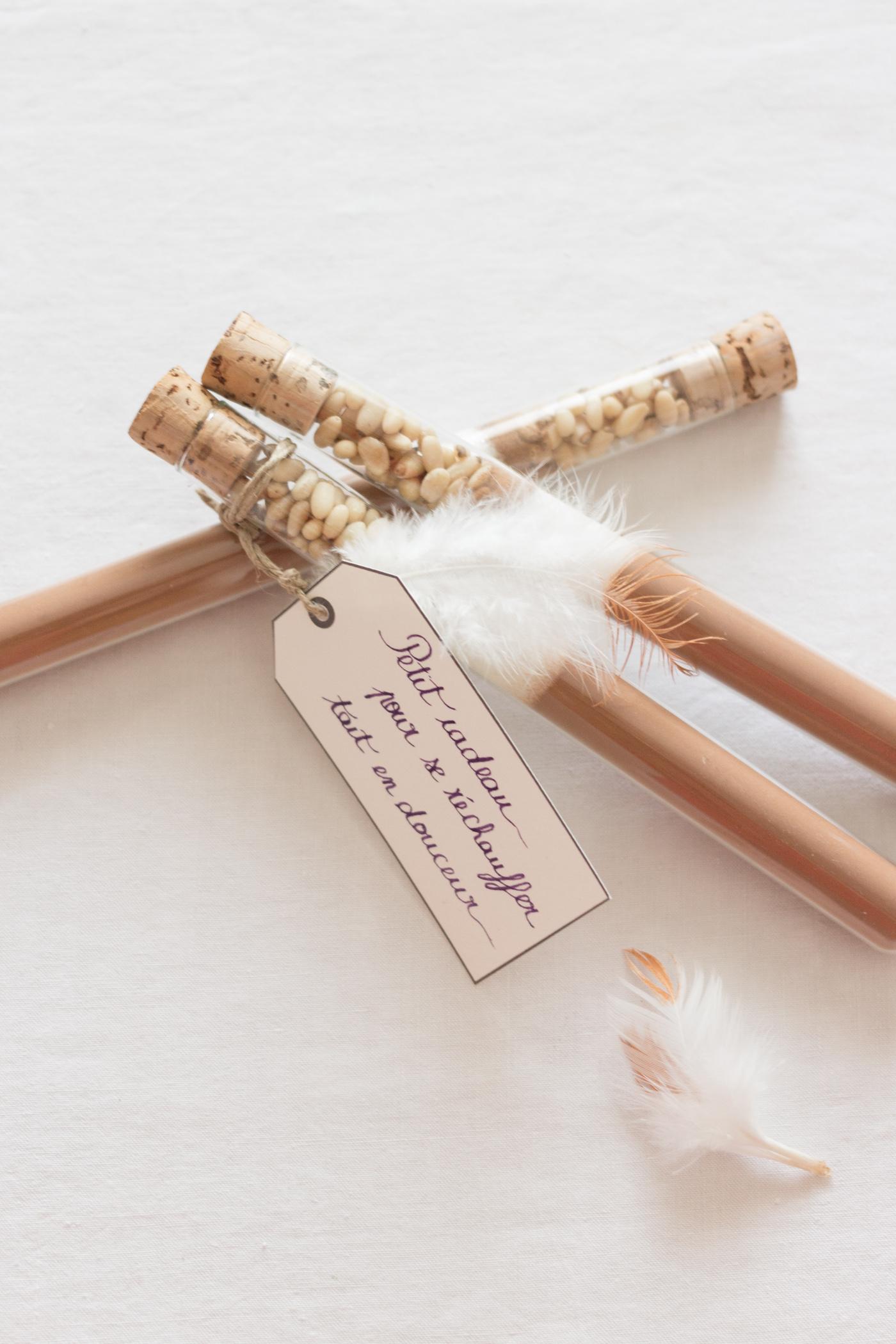 DiY • Cadeau gourmand fait-maison pour Noël à offrir à ses invités | Blog La Mariée Sous Les Etoiles