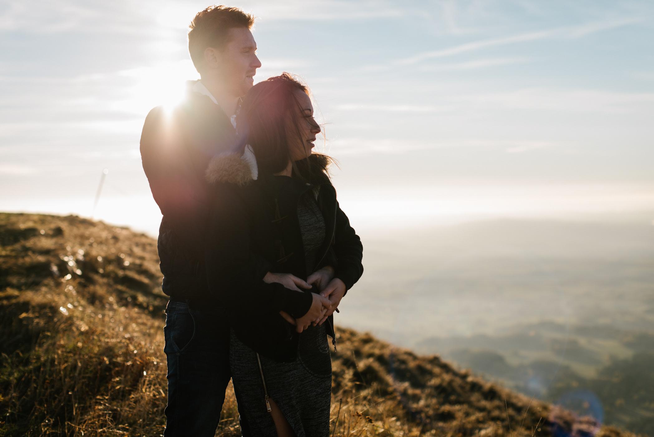 Leïla & Loïc | Une love session en Auvergne | Puy-de-Dôme | Priscillia Photo | Blog mariage La Mariée Sous Les Etoiles