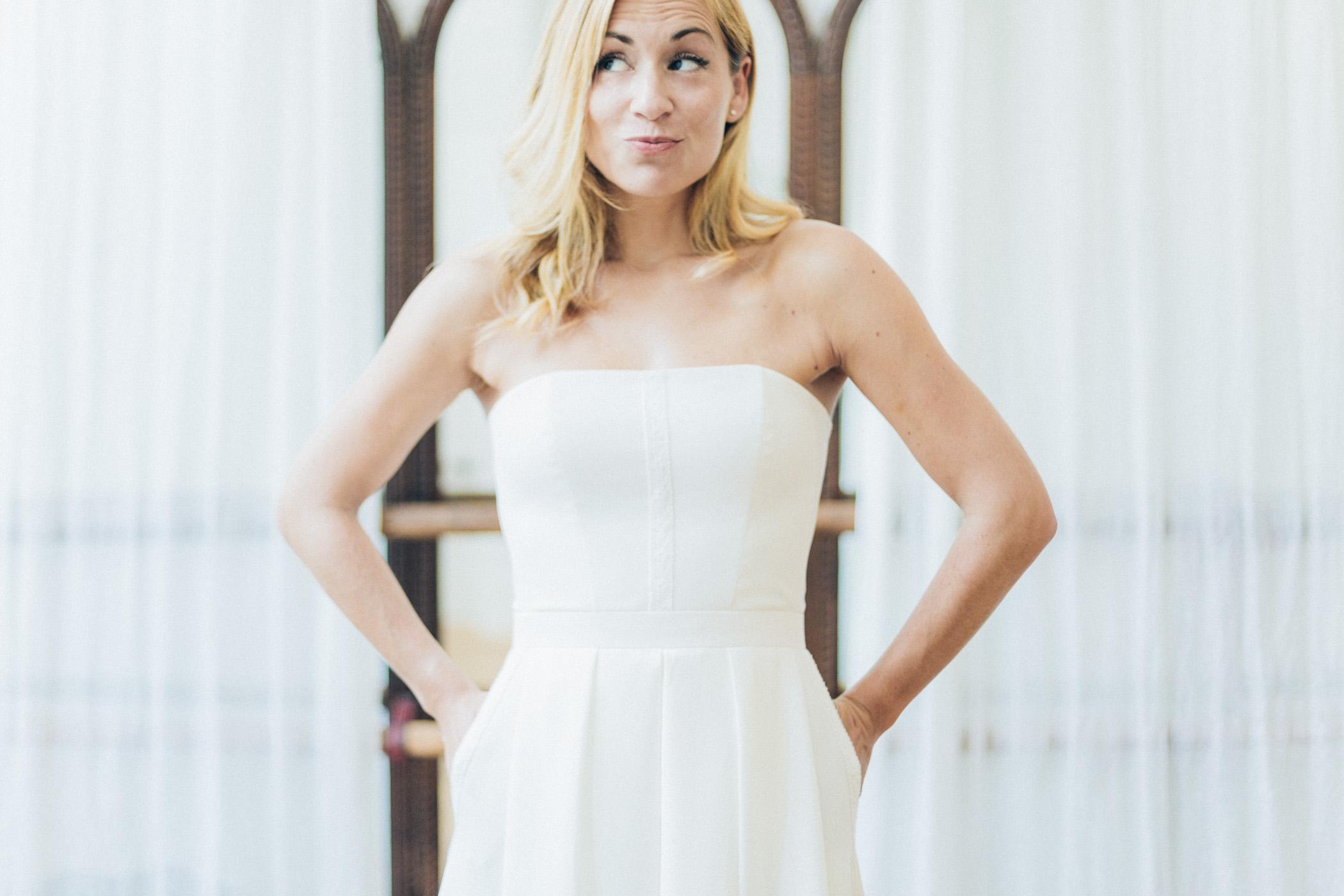 Robes de mariée | MIYA, nouvelle collection 2017 de l'Atelier Swan | Blog mariage La Mariée Sous Les Etoiles