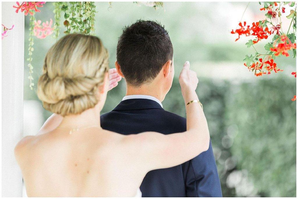 Aurore + Willy • un mariage dans un prieuré