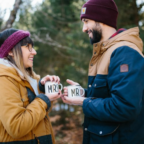 Séance engagement à la montagne | Yoann Jacquier | Blog La Mariée Sous Les Etoiles