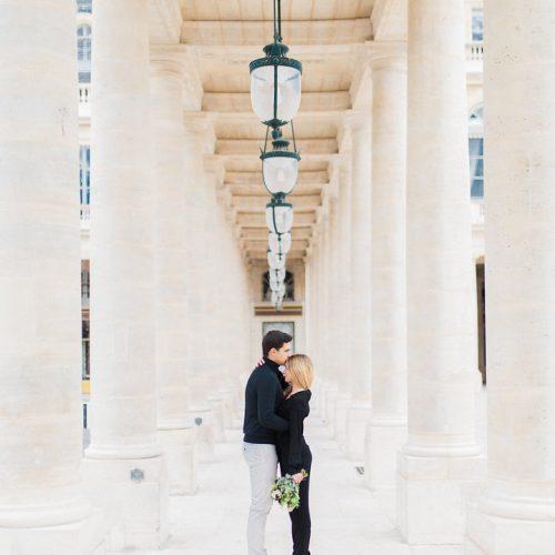 Laura + Pierre • Une Love Session Parisienne