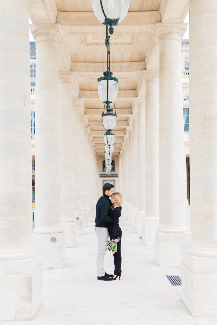 Laura + Pierre • Une Love Session Parisienne