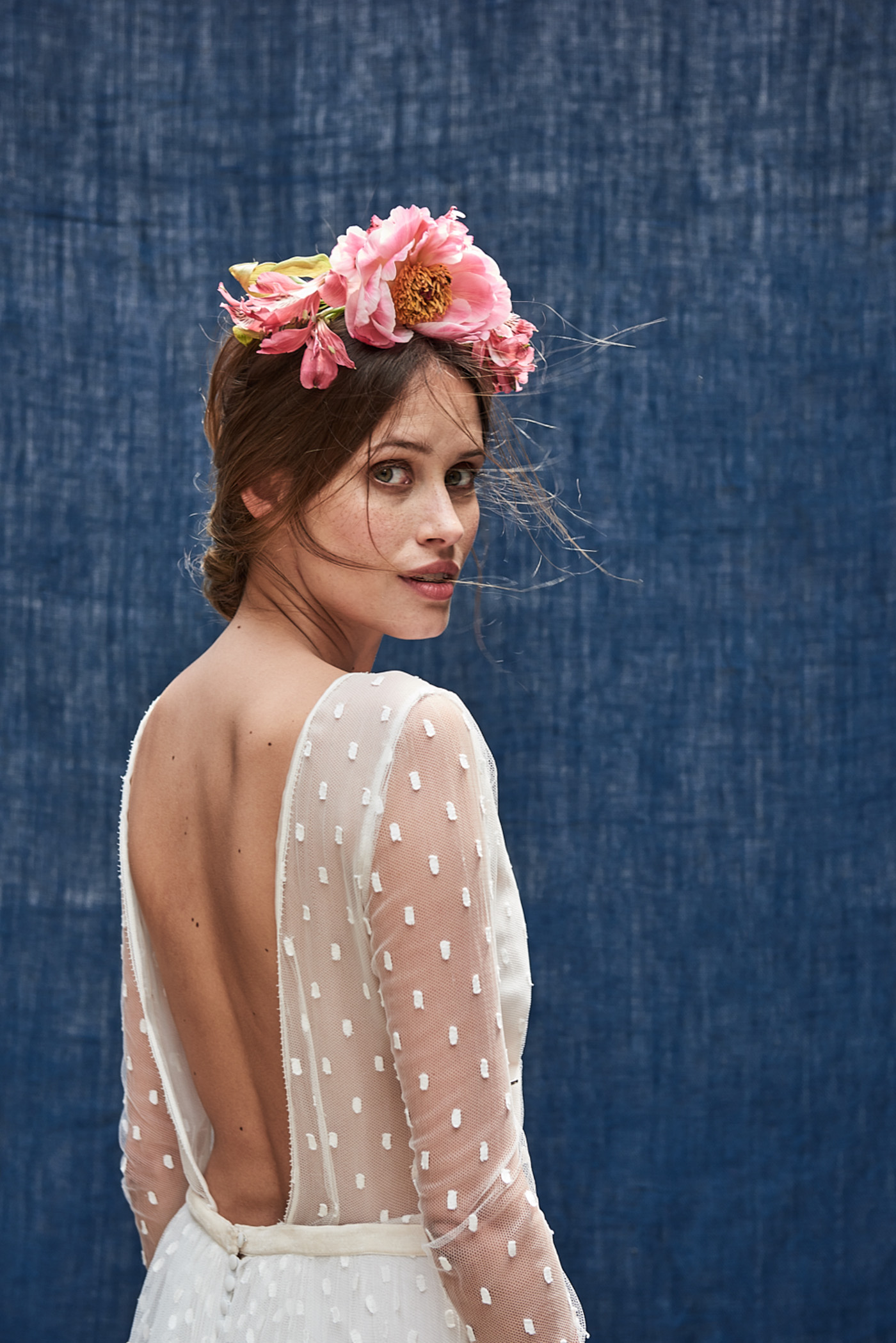 Nouvelle Collection Robes de Mariée 2018 Maison Floret