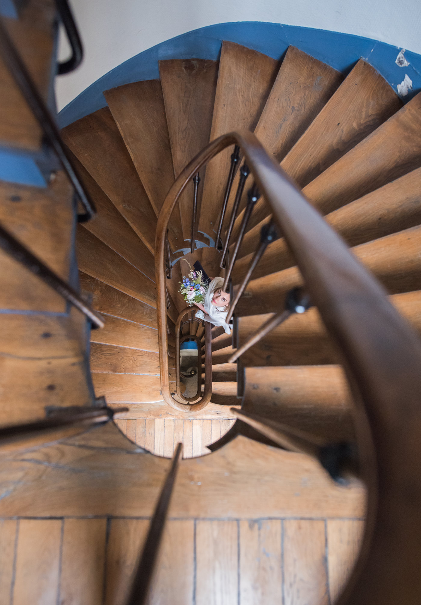 Judith + Sébastien • un mariage cool à la parisienne