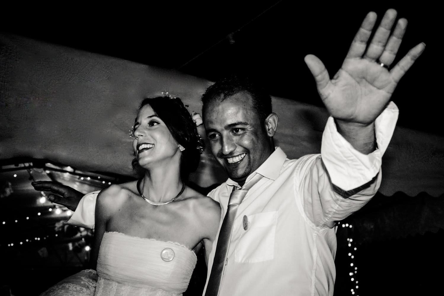 [Love in the air] • Notre mariage, il y a 4 ans déjà...