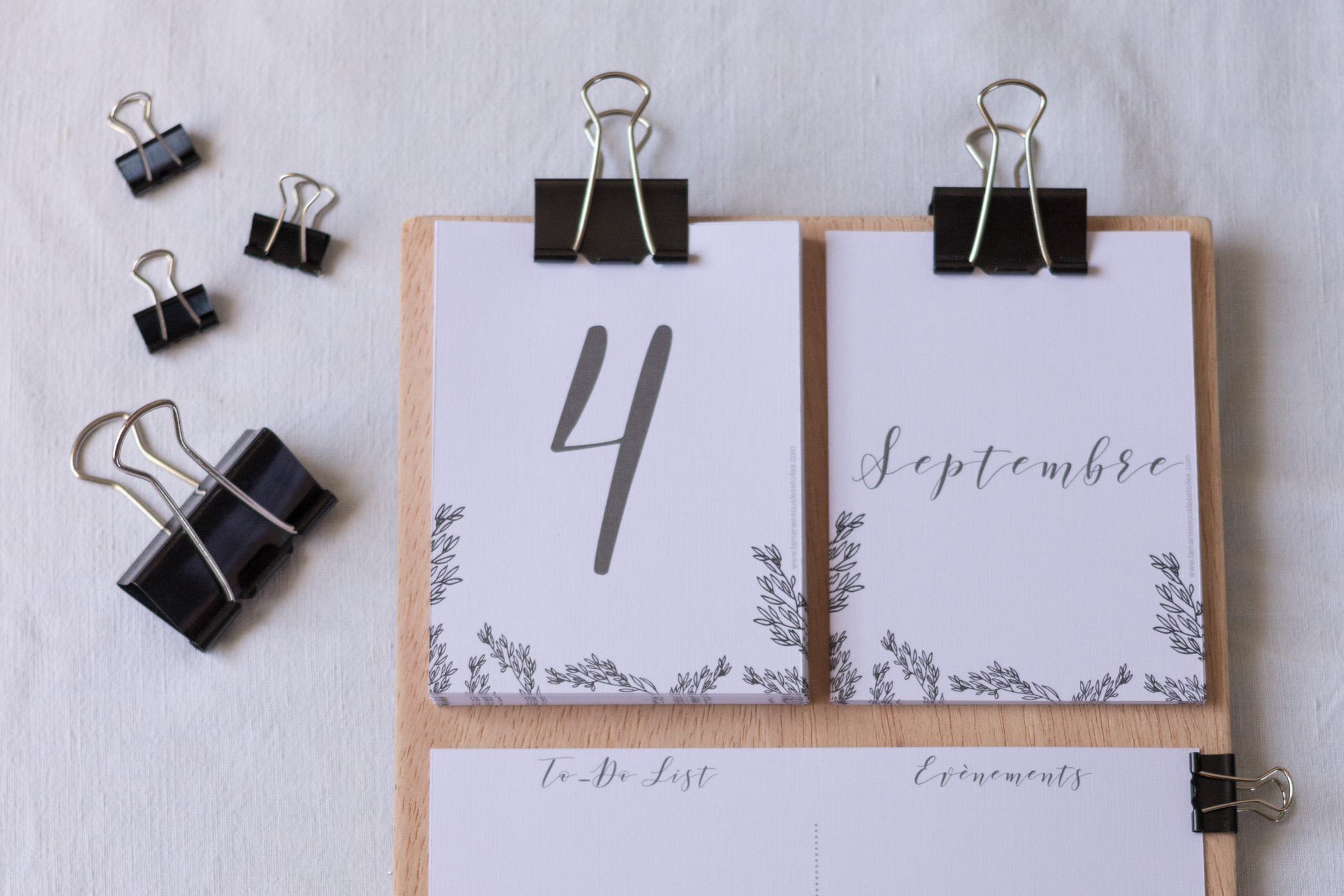 DiY Printable Calendrier DiY esprit kinfolk a imprimermade by La Mariee Sous Les Etoiles x Make My Wed-29