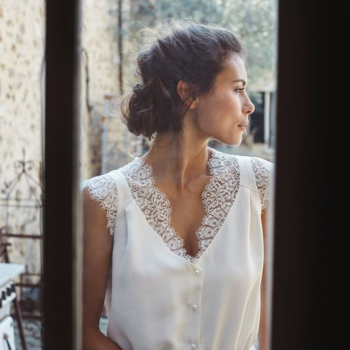Mathilde Marie • Nouvelle Collection 2018 de robes de mariée