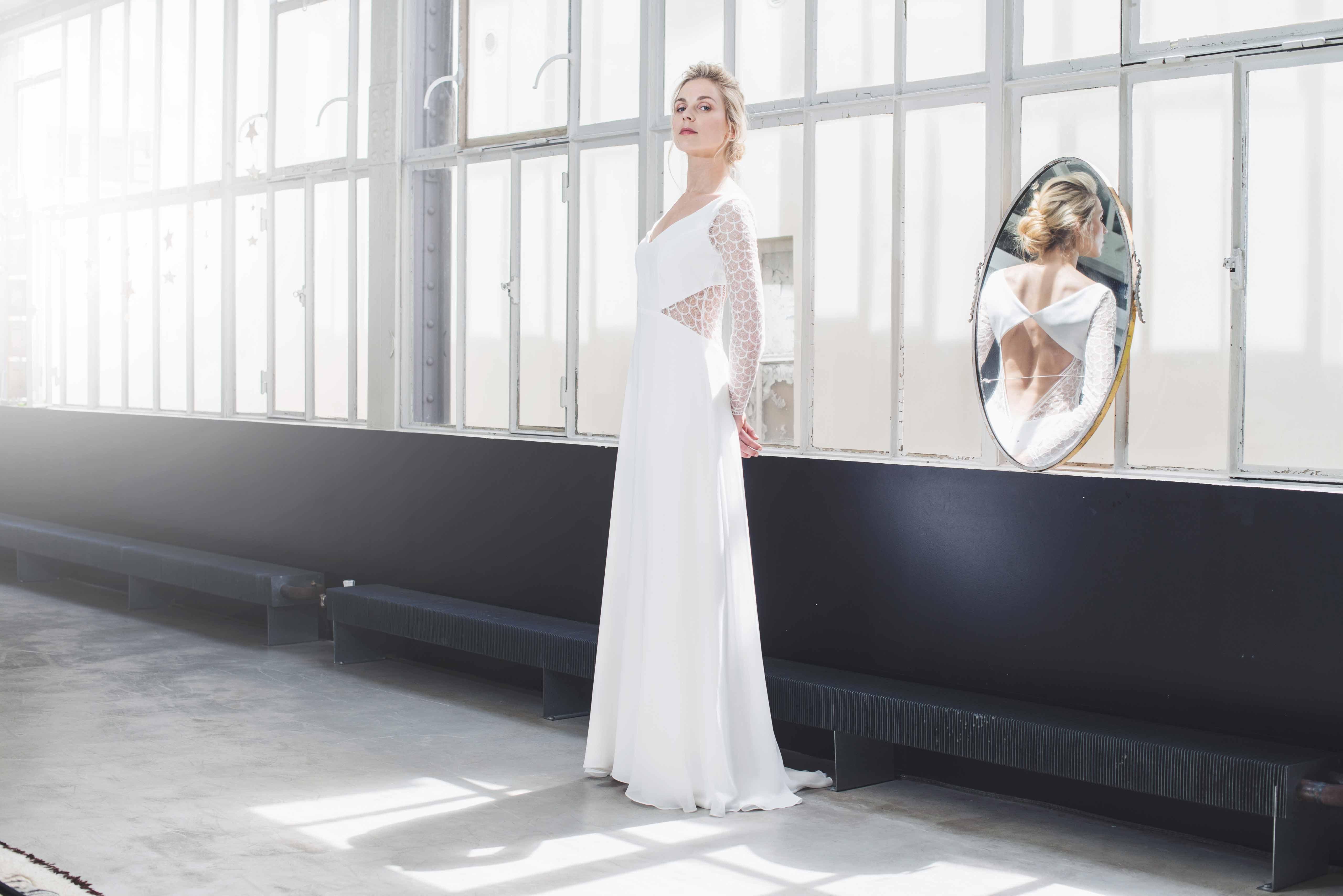 Mademoiselle de Guise • Nouvelle collection 2018 de robes de mariée