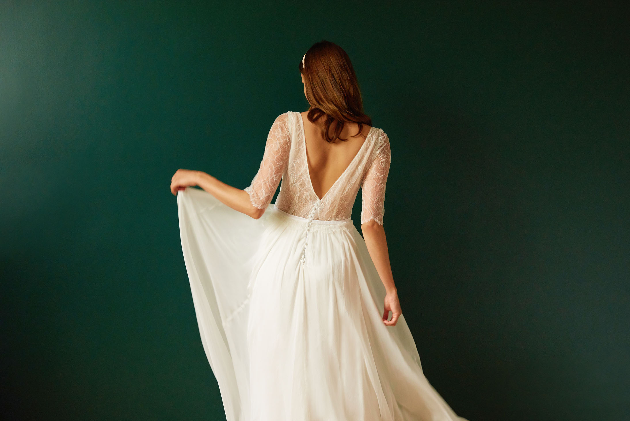 Maison Floret collection 2019 robes de mariée | La Mariée Sous Les EtoilesMaison Floret collection 2019 robes de mariée | La Mariée Sous Les Etoiles