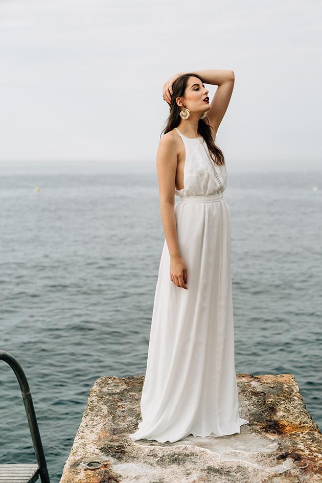 Mélodie Boitard • robes de mariée collection 2019 | Crédit Pierre Atelier | La Mariée Sous Les Etoiles